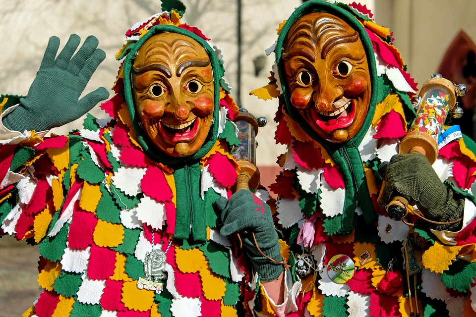 Vive el Carnaval, la fiesta del espectáculo