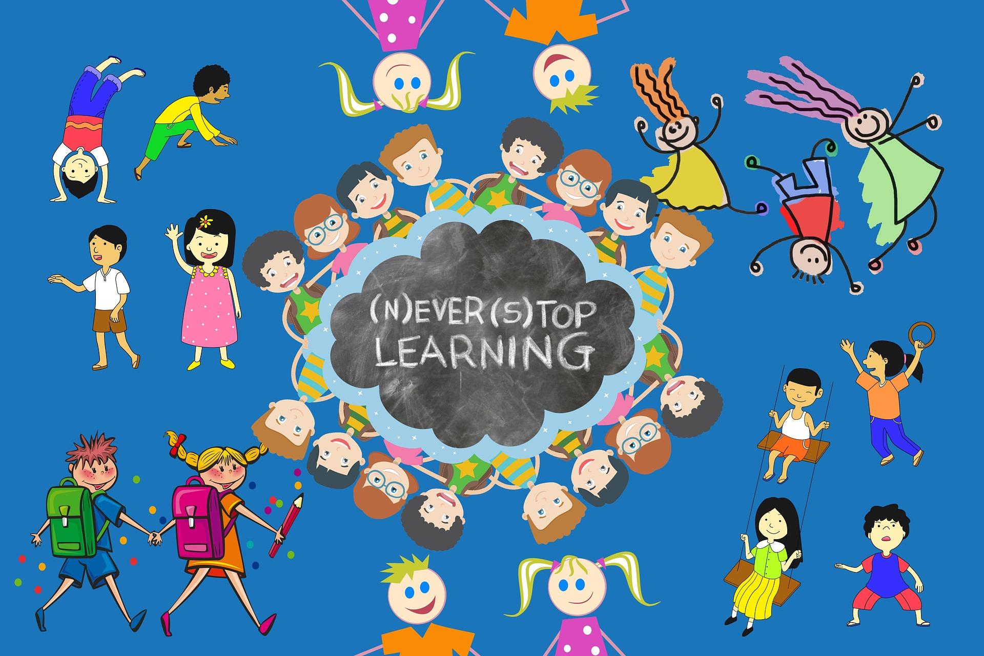 Escuela infantil San Sebastian de los Reyes: una opción para la formación de los peques