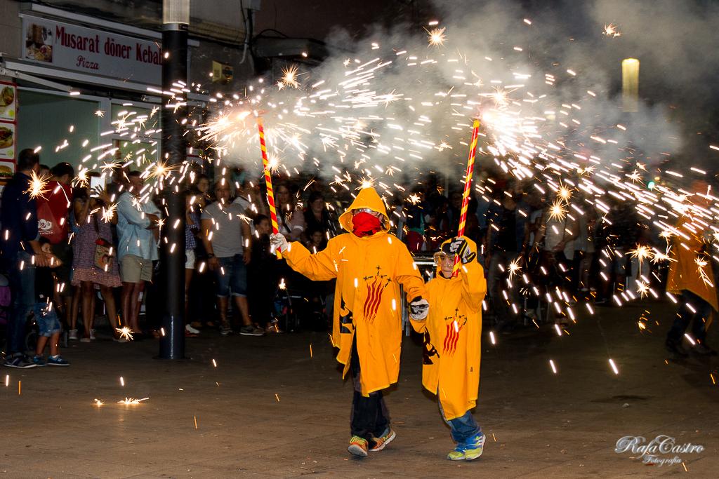 Las fiestas más típicas del verano en Viladecans