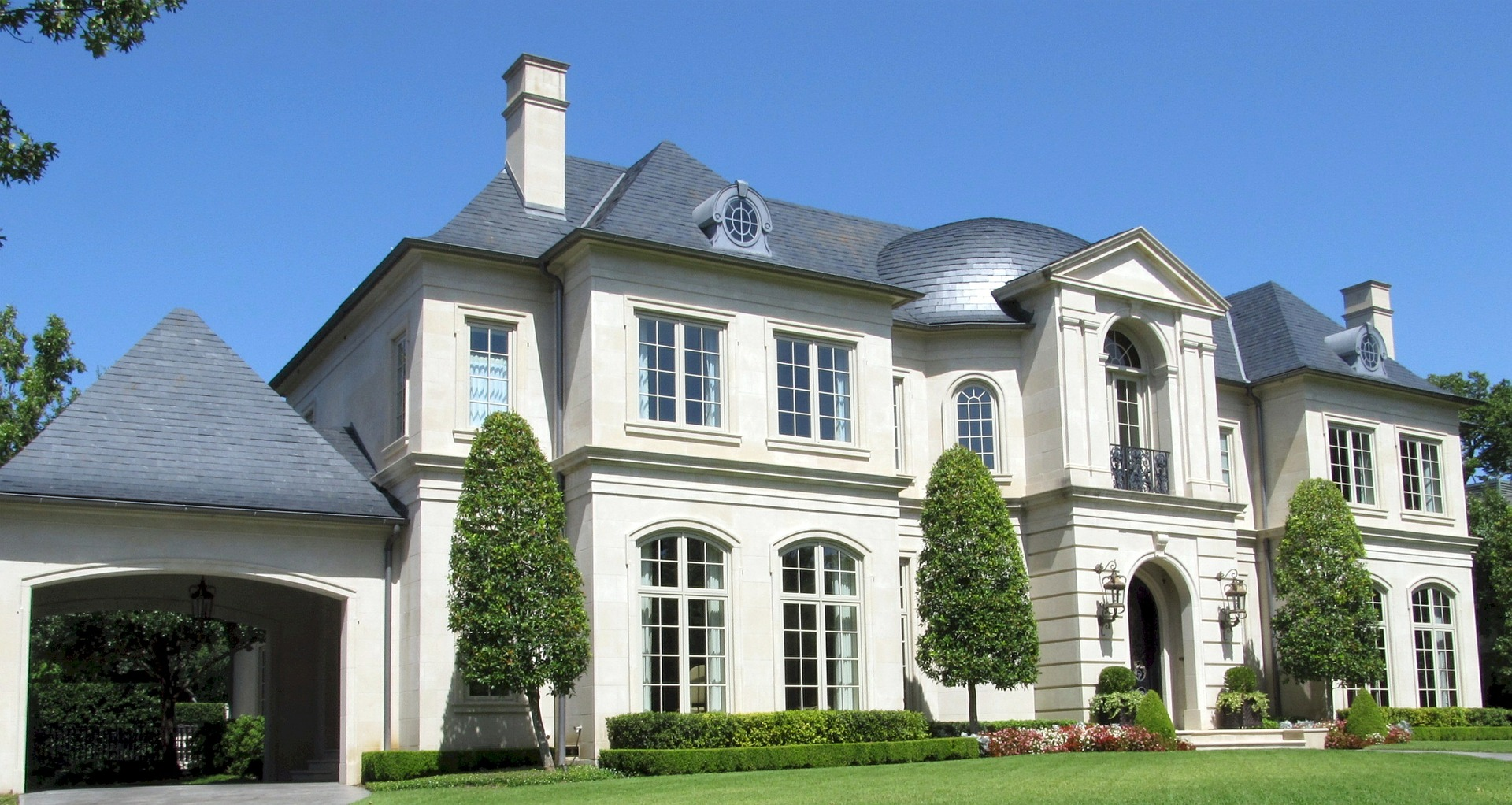 ¿Como son las casas de los famosos?