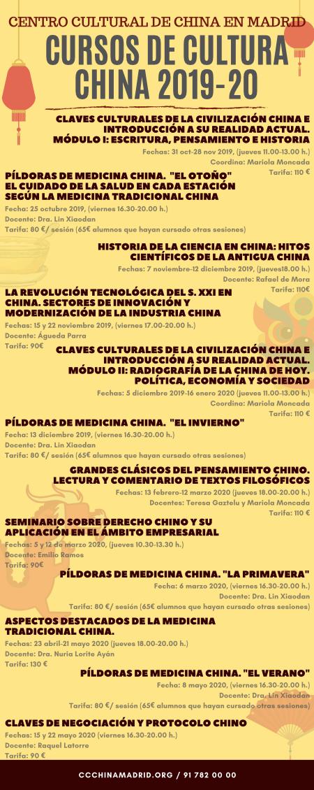 cursos de cultura china