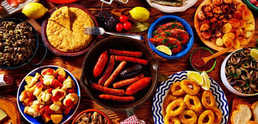 Los mejores lugares para los amantes de la gastronomía en España